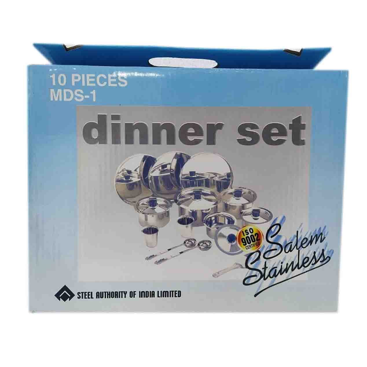 SAIL SALEM 10 Pc Dinner Set (Tope Model)