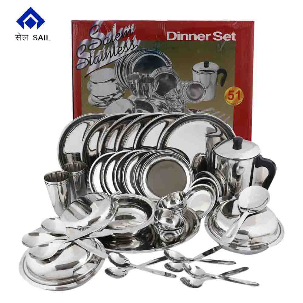 SAIL SALEM 51 Pc Dinner Set