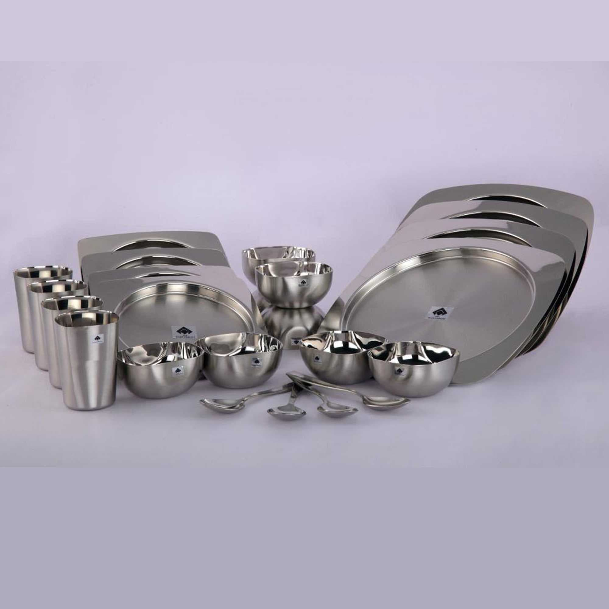SAIL SALEM 24 Pc Saga Dinner Set