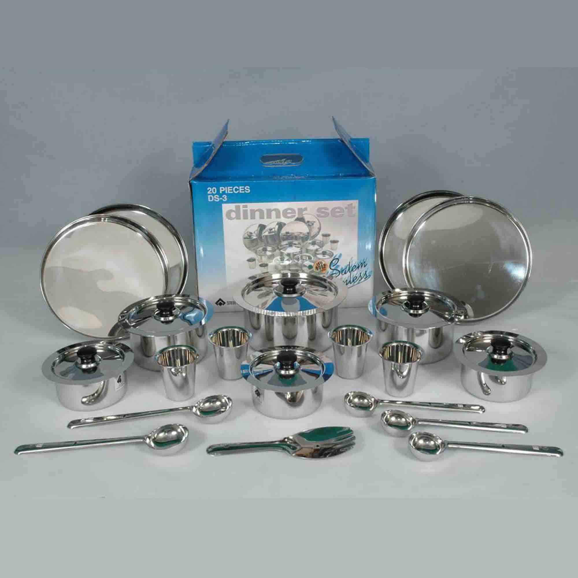 SAIL SALEM 20 Pc Dinner Set (Tope Model)