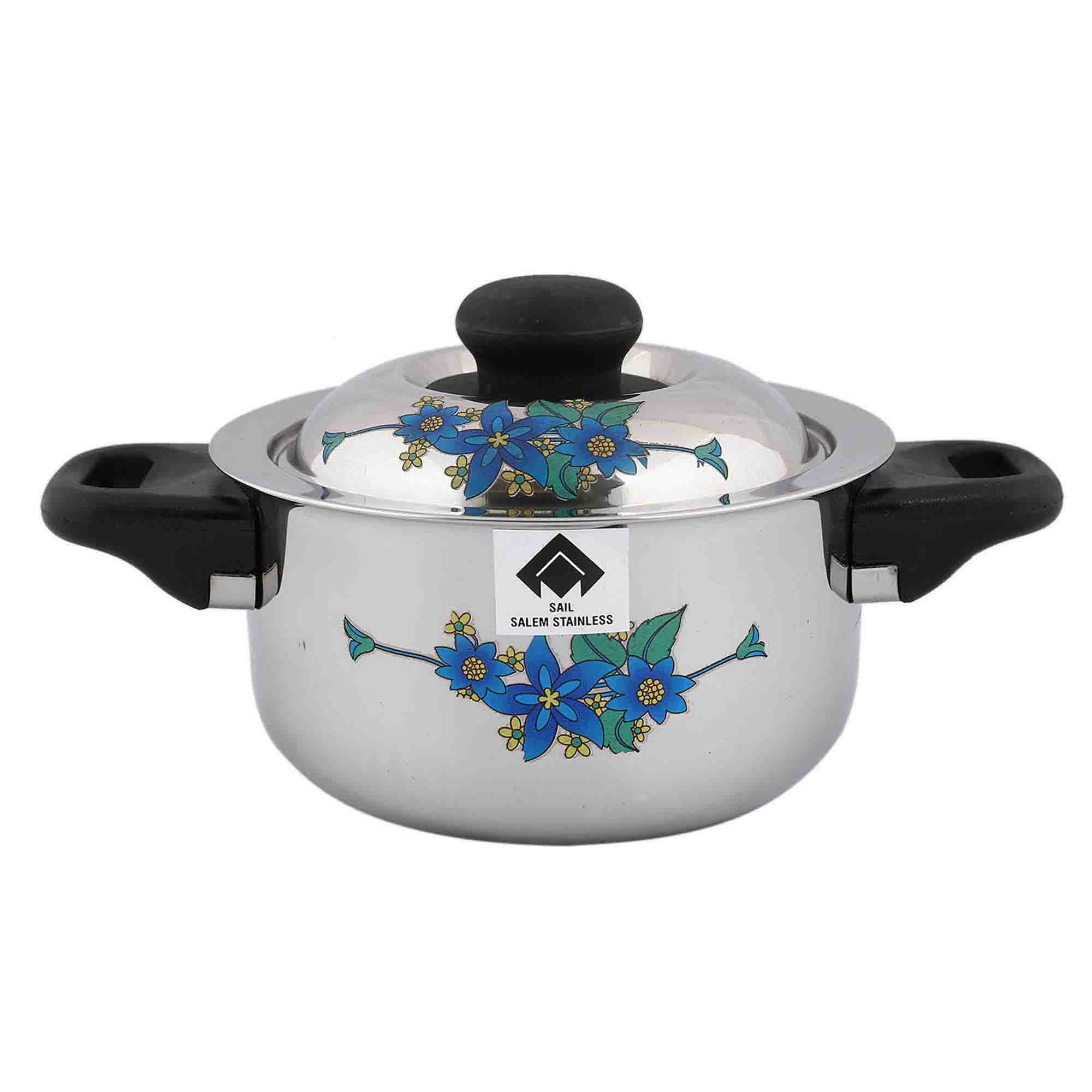 SAIL, 900 ml Casserole, SAIL SALEM Casserole, SAIL SALEM STAINLESS Casserole 900ml, Casserole 2000ml, Casserole 1500ml, SAIL SALEM Casserole 1000ml, Casserole 2500ml Hot Pot, STAINLESS Steel Casserole Casserole Dish,  Casseroles (Hot Case), Casseroles, Casseroles Hot Case, Hot Case, Hot Case Casseroles , SAIL SALEM utensils , apnagharmart , apnagharmart.com