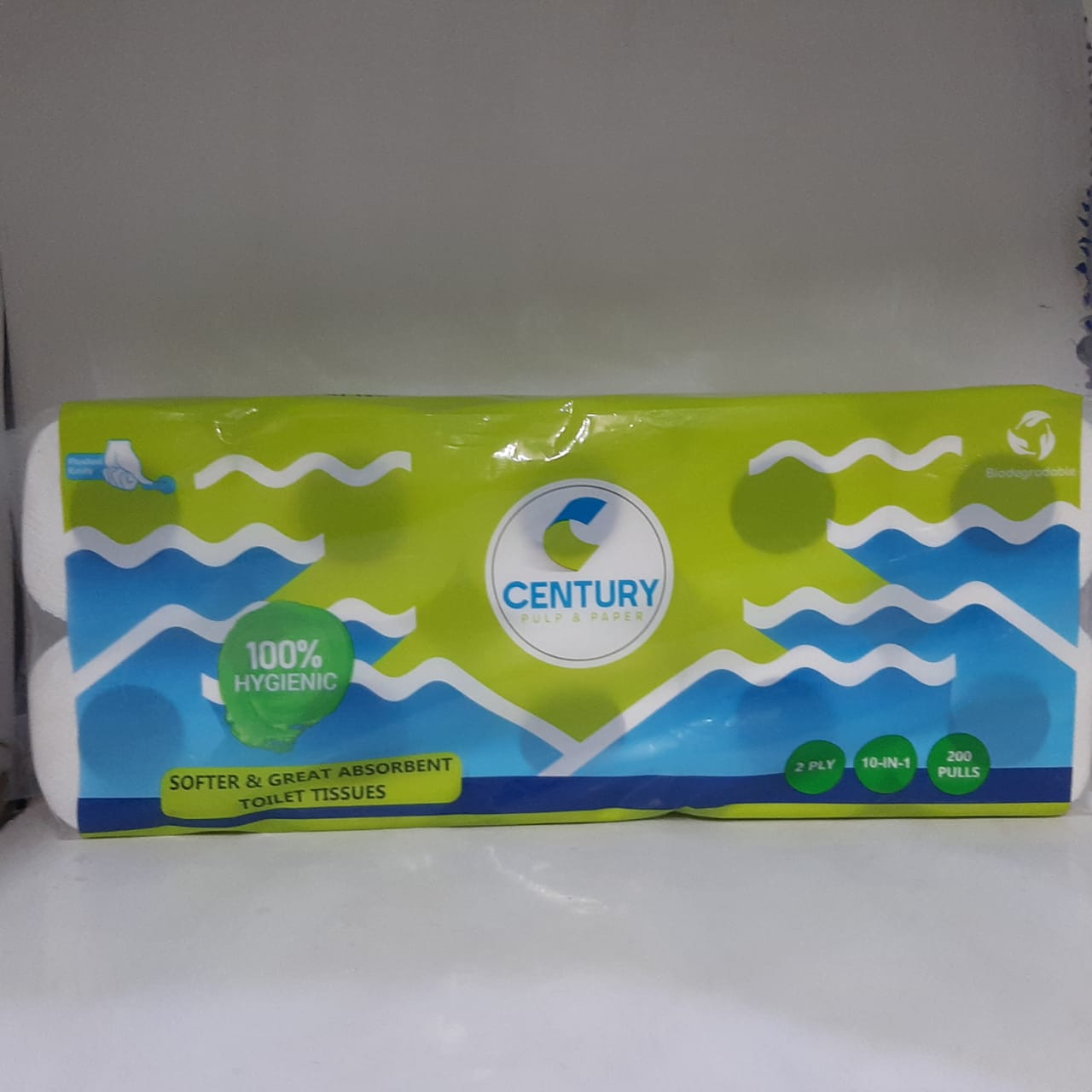 Toilet Tissues 10 in 1 2 Ply